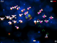 Chicken Invaders screenshot